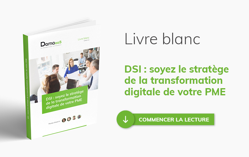 DSI transformation digitale