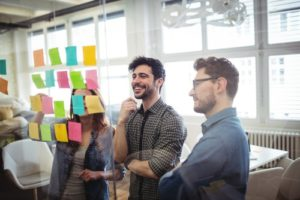 Collaboration employés