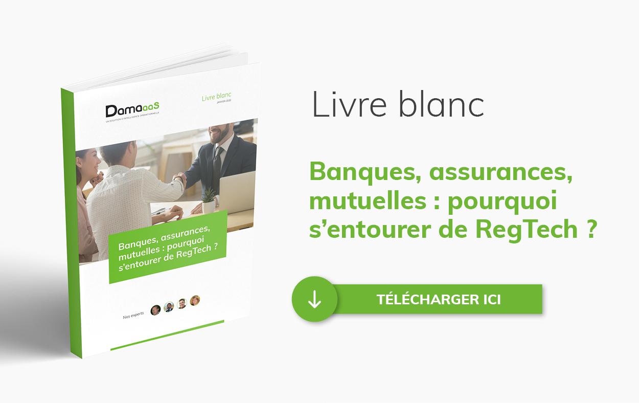 Livre Blanc Regtech banques assurances mutuelles