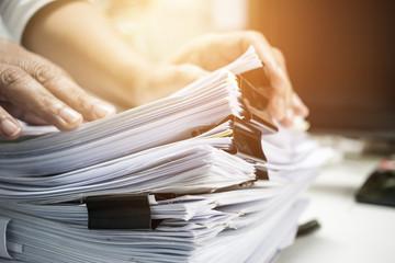 Processus papier